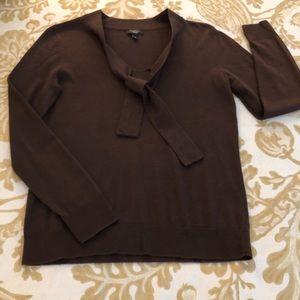 Talbots Pullover V Neck Sweater
